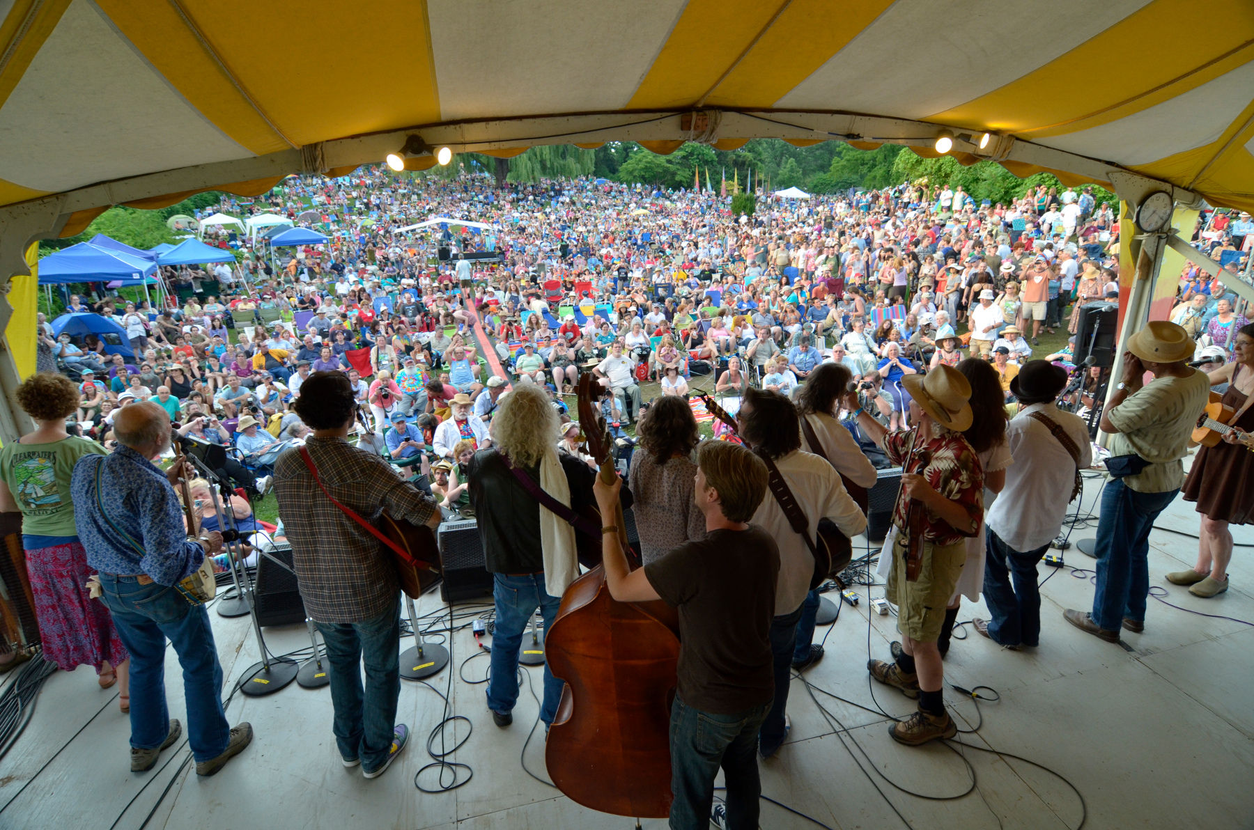 Clearwater's Great Hudson River Revival - The Sierra Club of New
